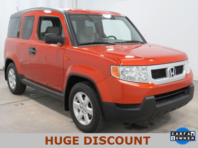 Pre-Owned 2009 Honda Element EX FWD 4D Sport Utility